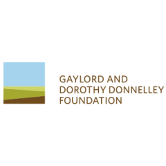 Gaylord and Dorothy Donnelley Foundation logo